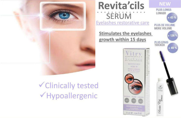 Vitry Eyelash Growth Serum Natural in Pakistan6
