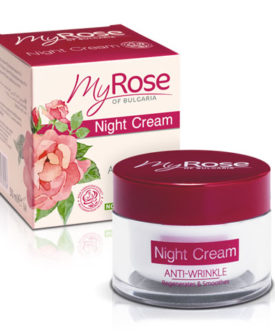 anti-wrinkle night cream